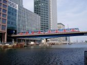Docklands Light Railway - link to picture