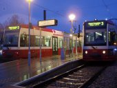 Croydon Tramlink - link to picture